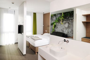 TOP EMBRACE INNdependence Hotel Mainz : Suite