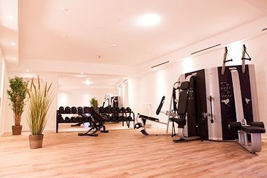 Hotel Hafenspeicher: Fitness-Center