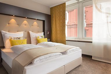 Platzhirsch innenstadthotel for Designhotel fulda