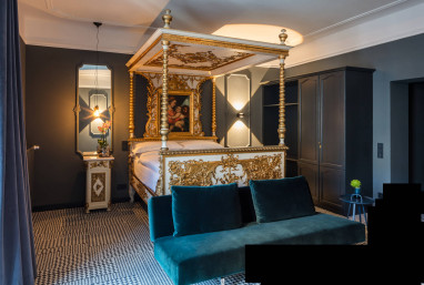 The Midtown Hotel: Zimmer
