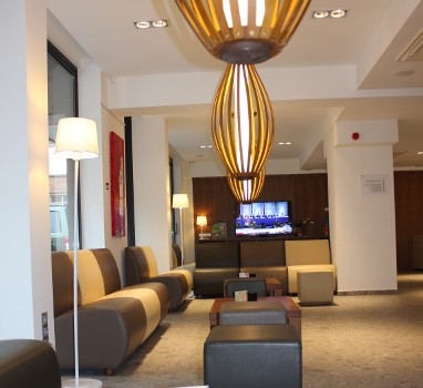 Tower Hotel: Bar/Lounge