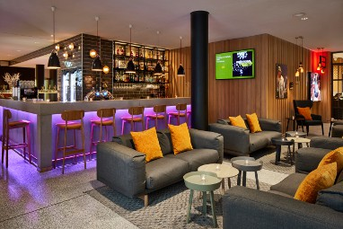 Hard Rock Hotel Davos: Bar/Lounge