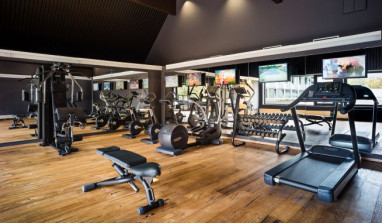 Best Western Hotel Kaiserslautern: Fitness-Center